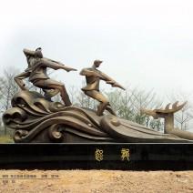 保利地产雕塑