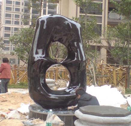 保利花城景观雕塑