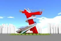 中华道德文化名人主题公园雕塑