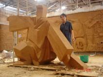 太极系列雕塑