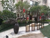 地产广场雕塑